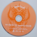 Motorhead - No Sleep 'till Hammersmith, CD
