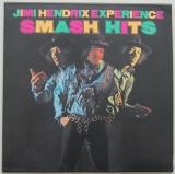 Hendrix, Jimi - Smash Hits, Front Cover