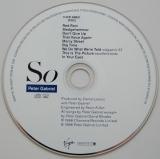 Gabriel, Peter  - So +1, CD