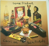 Sex Pistols (The) - Some Product Carri On, Front Cover
