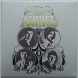 Kinks (The) - Something Else, Front Cover