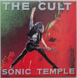 Cult (The) - Sonic Temple, Front Cover