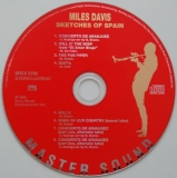 Davis, Miles - Sketches Of Spain, CD