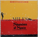Davis, Miles - Sketches Of Spain, Front Cover
