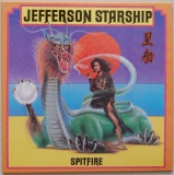 Jefferson Starship - Spitfire, Front Cover