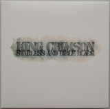 King Crimson - Starless and Bible Black, Front Cover