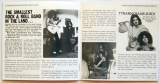 T Rex (Tyrannosaurus Rex) - A Beard Of Stars +16, Booklet pages 8 & 9