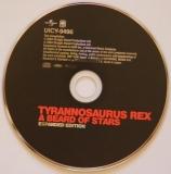 T Rex (Tyrannosaurus Rex) - A Beard Of Stars +16, CD