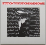 Bowie, David - Station To Station, Front Cover
