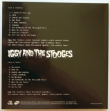 Pop, Iggy (and The Stooges) - Back To The Noise, Back cover