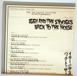 Pop, Iggy (and The Stooges) - Back To The Noise, Lyrics sheet