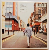 Oasis - (What's the Story) Morning Glory, Back cover
