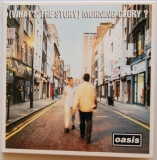 Oasis - (What's the Story) Morning Glory, Front cover
