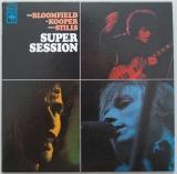 Bloomfield + Kooper + Stills - Super Session +4, Front cover