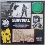 Marley, Bob - Survival, Back cover