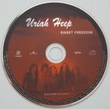 Uriah Heep - Sweet Freedom (+6), CD