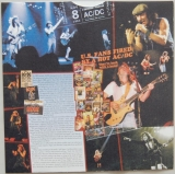 AC/DC - Flick Of The Switch, Inner sleeve side A