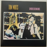 Waits, Tom - Swordfishtrombones , Front Cover