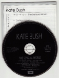 Bush, Kate - Sensual World, CD &  lyrics
