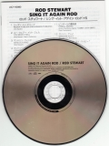 Stewart, Rod - Sing It Again Rod +5, CD & lyric sheet