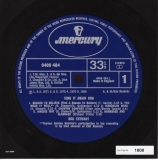 Stewart, Rod - Sing It Again Rod +5, original label Side A