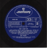Stewart, Rod - Sing It Again Rod +5, original label Side B