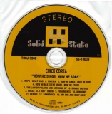 Corea, Chick - Now He Sings, Now He Sobs, CD