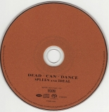 Dead Can Dance - Spleen And Ideal, CD