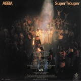 Abba - Super Trouper +2, back