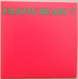 Talking Heads - Talking Heads: 77 + 5, Front Cover