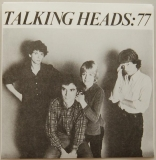 Talking Heads - Talking Heads: 77 + 5, Inner sleeve side A