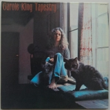 King, Carole  - Tapestry, Front Cover