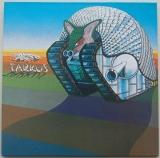 Emerson, Lake + Palmer - Tarkus, Front Cover