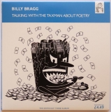 Billy Bragg - Talking With The Taxman About Poetry, Front Cover