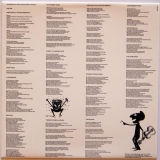 Billy Bragg - Talking With The Taxman About Poetry, Inner sleeve B
