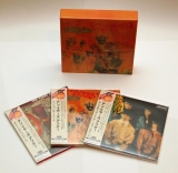 Ten Years After - Undead Box, Box set contents
