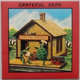 Grateful Dead - Terrapin Station, Front cover
