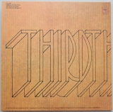 Soft Machine - Third, Back cover