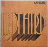 Soft Machine - Third, Front cover