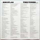 Dylan, Bob - Times They Are A-Changin', Insert 1A