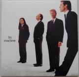 Tin Machine (Bowie, David) - Tin Machine, Front Cover