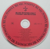 Blue Oyster Cult - Tyranny + Mutation, CD