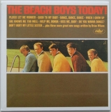 Beach Boys (The) - The Beach Boys Today!, Front Cover