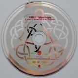 King Crimson - Larks' Tongues In Aspic, CD