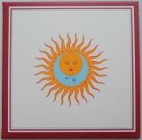 King Crimson - Larks' Tongues In Aspic, Front cover