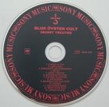 Blue Oyster Cult - Secret Treaties, CD
