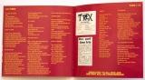 T Rex (Tyrannosaurus Rex) - T Rex +9, Booklet pages 14 & 15