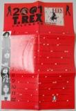 T Rex (Tyrannosaurus Rex) - Great Hits (With 2001 T Rex calendar), Poster