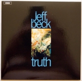 Beck, Jeff - Truth, Front cover