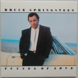 Springsteen, Bruce - Tunnel Of Love, Front Cover